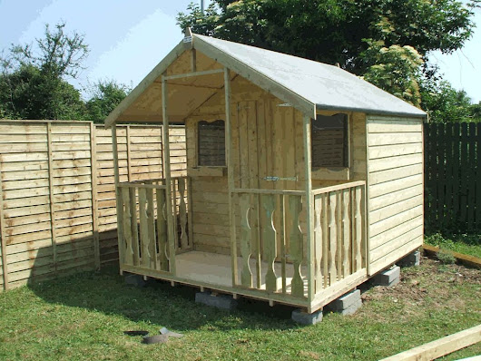 The Best Types of Sheds Available in Ireland - Abbeylawns
