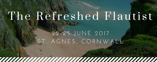 Your Invitation to 4 Days of Fluting + Relaxation in Cornwall with Jessica - JQ Flute