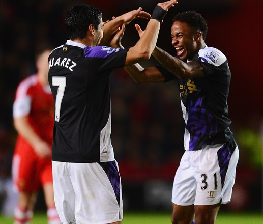 LIVERPOOL FC ONLINE: EPL: Southampton 0 - 3 Liverpool FC ...