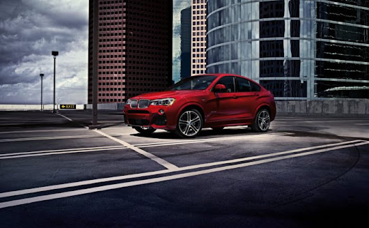 The 2018 BMW X4 Has Arrived at BMW of Peabody