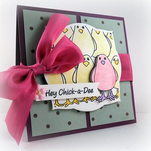 Hey Chick-a-Dee