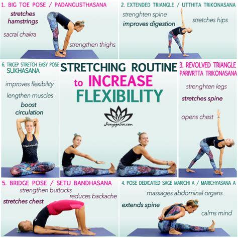 improve flexibility fast jivayogalive