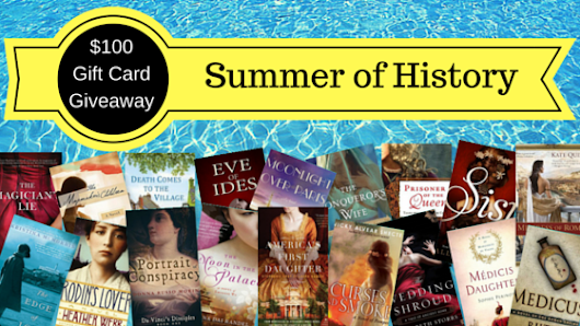 Prizes for Readers including a $100 Gift Card!