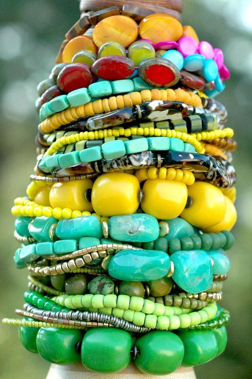 Exotic and Unique Artisan Bracelets