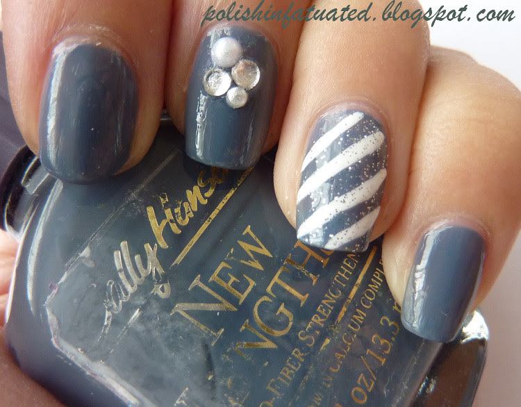 SH nail art