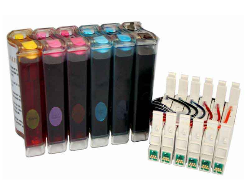 Continuous Ink System For Epson Stylus Photo R220r320r340