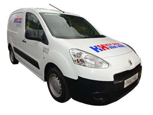 The Peugeot Partner - H&H Van Hire