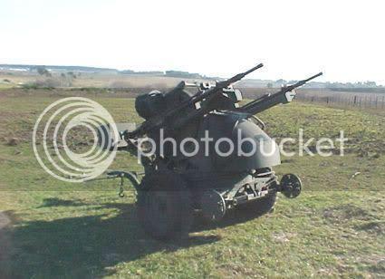 Resultado de imagen para Sistema antiaéreo TCM 20