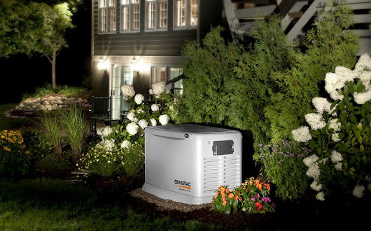How do I correctly size a generator for my home? in Barrie, Ontario