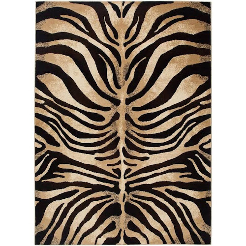 Home Dynamix Tribeca Black Ivory Area Rug Hd5388 457