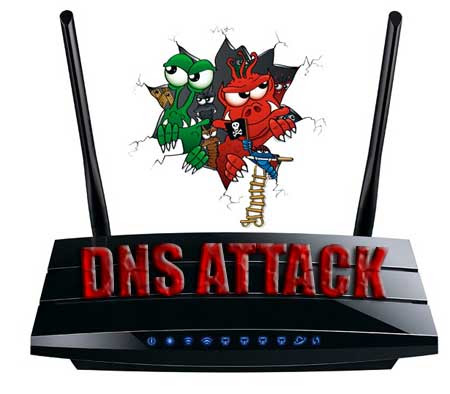 Dns Router Attack