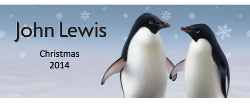 John Lewis Just Launched Their 2014 Christmas Ad: Monty the Penguin
