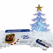 USB Christmas Tree Gift Pack