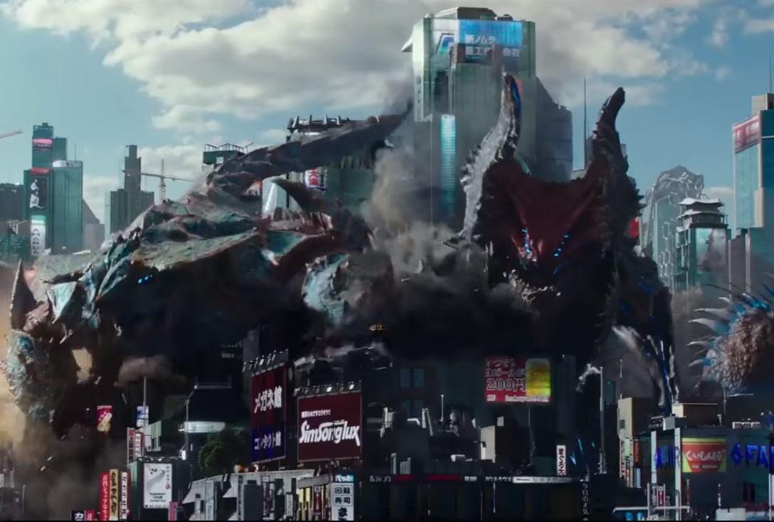 Resultado de imagem para pacific rim: uprising trailer