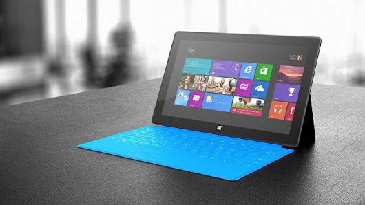Madnight GamesTech - Surface Pro coming to the UK May 23rd, rest of Europe by May 31st