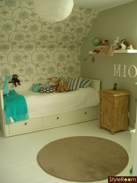 classic and lovely nursery