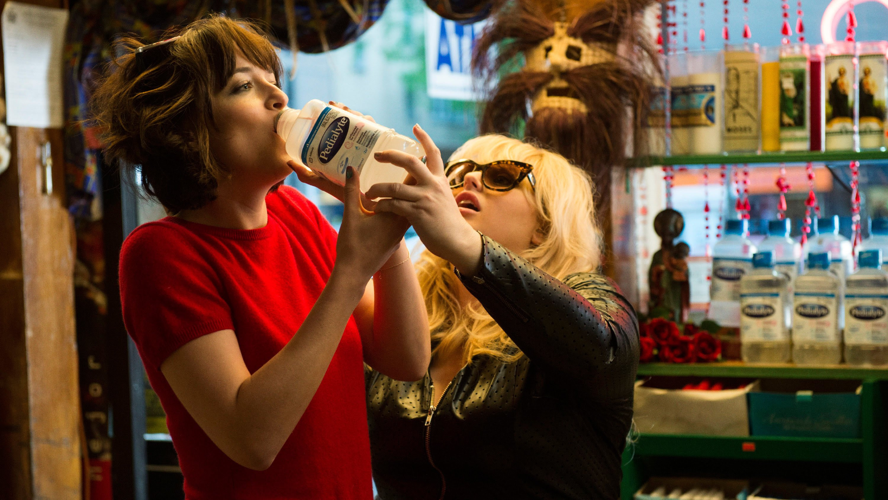 Review How To Be Single Starring Dakota Johnson Rebel Wilson