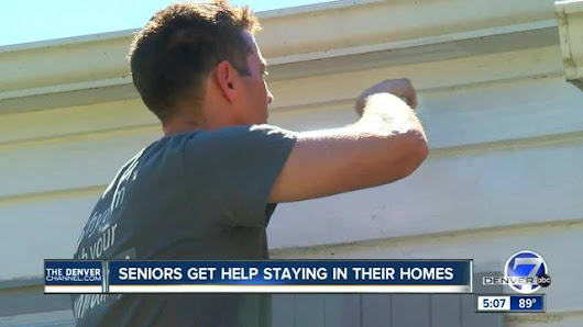 Denver group helping low-income seniors stay in homes
