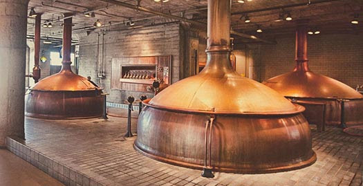A Day at the Brewery: Anchor Steam Beer from Brewhouse to Bottle | Anchor Brewing Blog