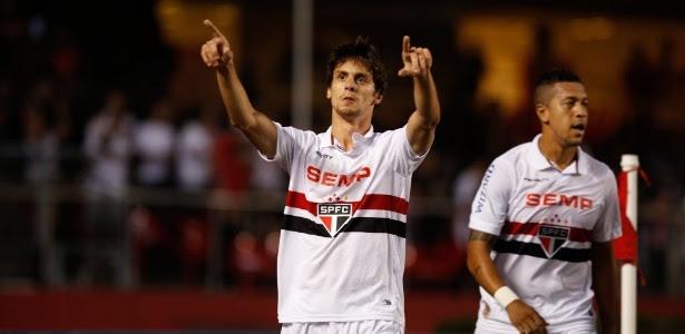 Rodrigo Caio vai para o Valencia e dinheiro da venda dá fôlego ao São Paulo