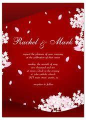 DIY Wedding Invitations & Free Announcement Templates