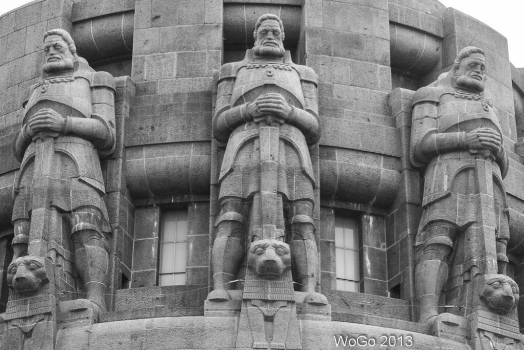 O Monumento à Batalha das Nações : O maior monumento da Europa 06