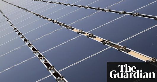 Donald Trump's tariffs on panels will cost US solar industry thousands of jobs | Environment | The Guardian