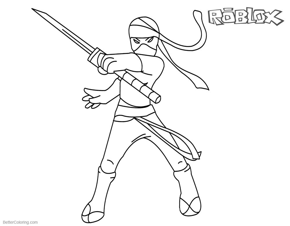 Roblox Noob Coloring Pages Coloring Coloring Pages