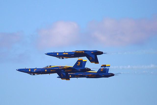 IMG_2659 Blue Angels, San Francisco Fleet Week 2011