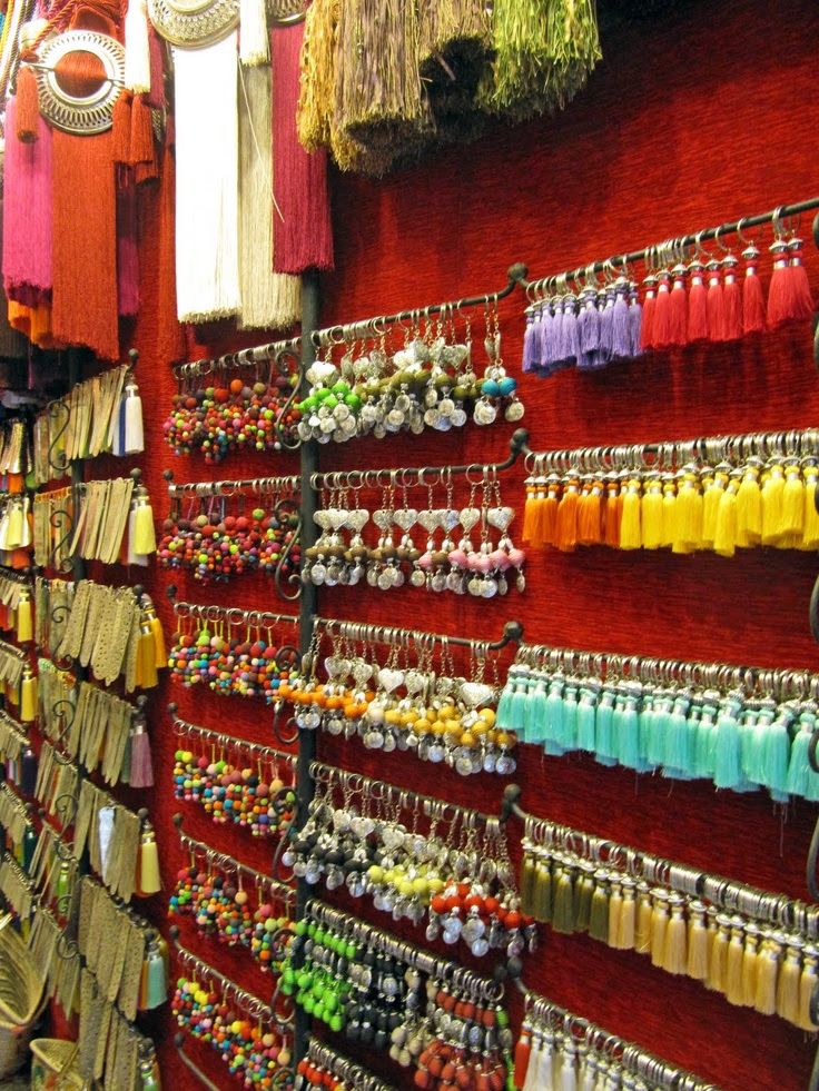 Moroccan tassels for sale