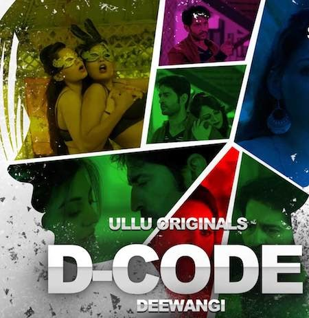 D-Code Deewangi 2019 S01 Hindi Complete 720p WEB-DL 450MB