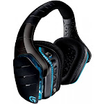 RCA to 3.5mm Male for Logitech Artemis Spectrum G933 Wireless 7.1 Surround Sound Gaming Headset by ienza