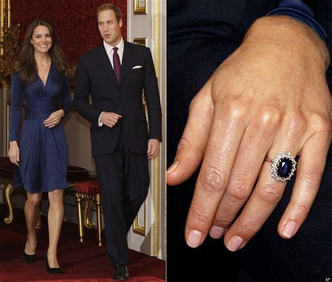 Kate Middleton Engagement Ring: Diana's Former Ring