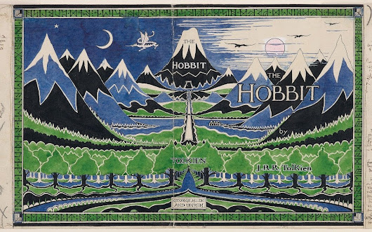 Tolkien: Maker of Middle-Earth, Bodleian Libraries, review: 'A once-in-a-generation event'