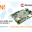 WIN! the Microchip ATSAMA5D27-SOM1-EK1 Development Board
