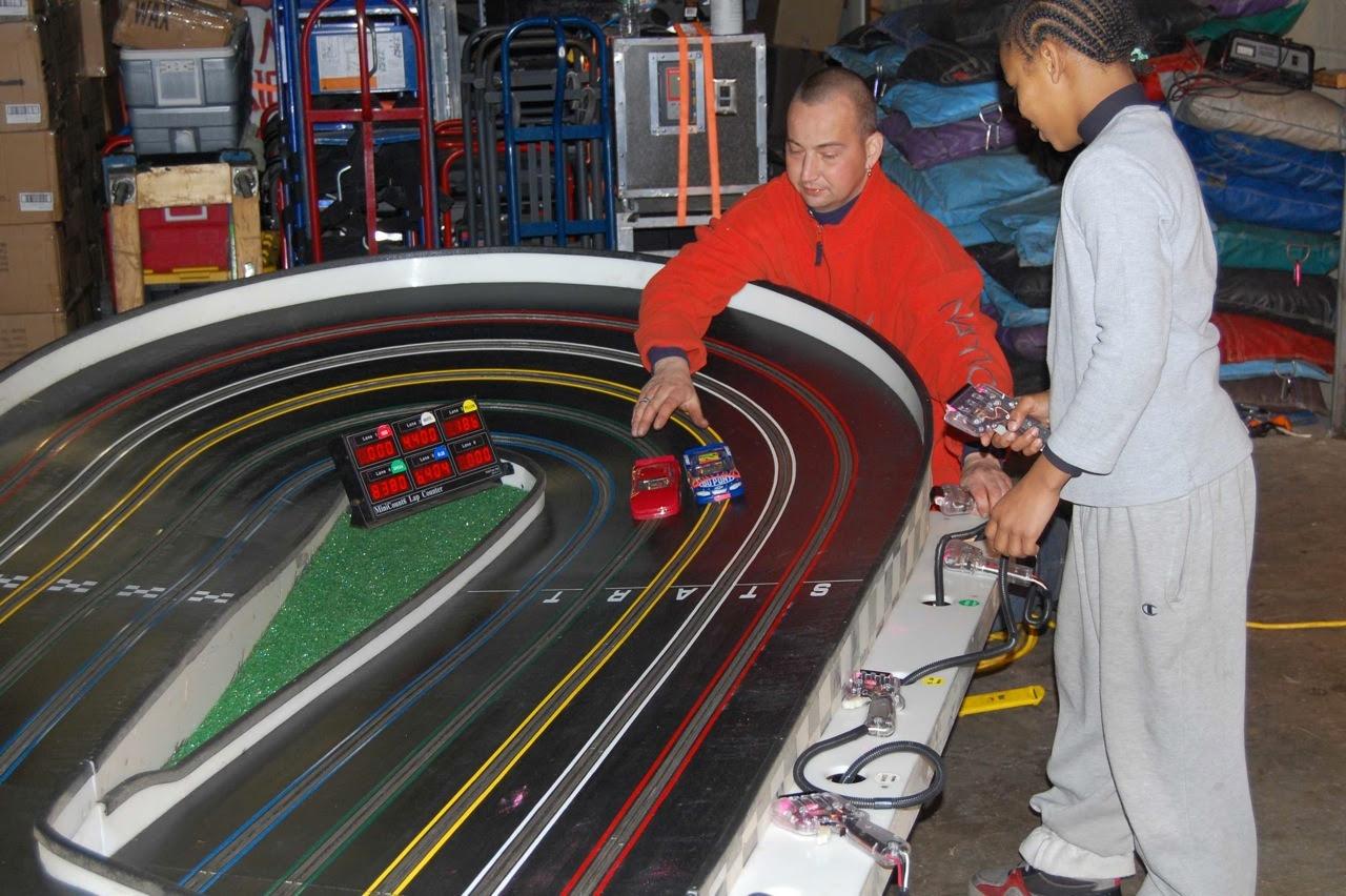 Slot car racing locations