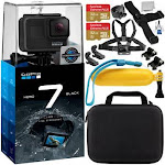GoPro HERO7 Black with Accessory Bundle