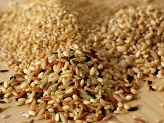 Whole-Grain Foods May Help You Stay Slim