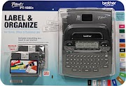 Brother P-Touch Labelmaker Pt-1890C.
