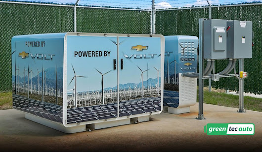 Used Chevy Volt Batteries For Off The Grid Living