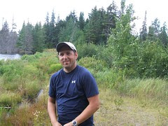 Little Tupper Lake Canoe Trip - Rock Pond Trail