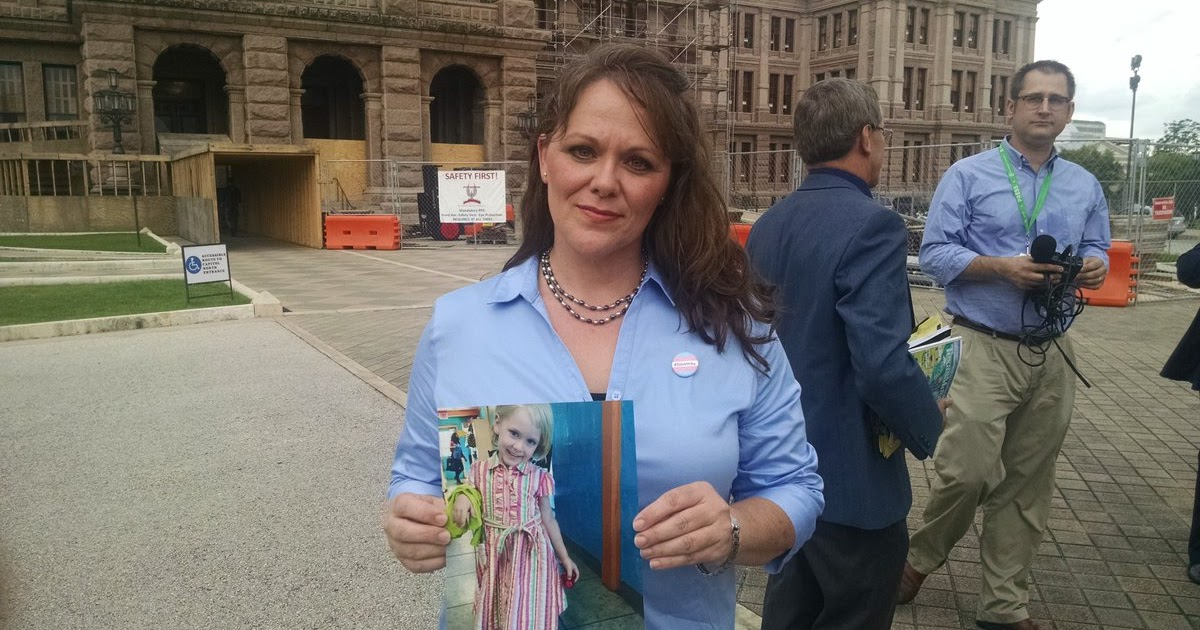 TransGriot Kimberly Shappley Stands Tall For Her Trans Child