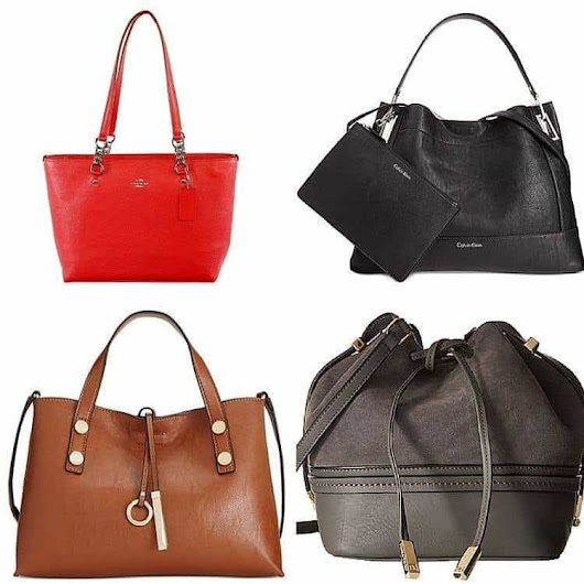 Coach Handbag Giveaway - Here We Go Again...Ready?