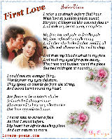 First Love...