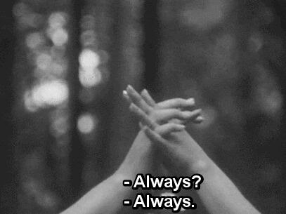 Love Quote Text Quotes Hands Friendship Hunger Games Always Katniss