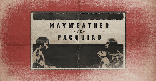 Mayweather vs. Pacquiao Tickets at TicketNetwork.com