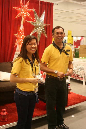 Two IKEA veterans take us through the Tampines outlet