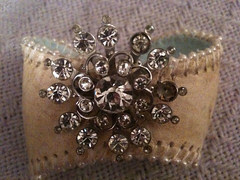 Custom Jeweled B-Cuffs! 8