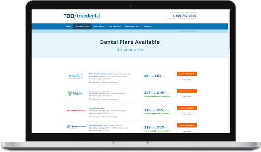 Discount Dental Plans for Individuals, Families, Groups and Seniors.