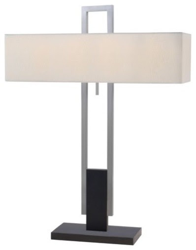 Berlin Table Lamp - contemporary - table lamps - by Lumens